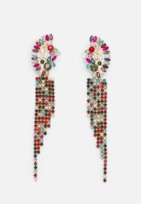 Pieces - PCNAOMI EARRINGS - Earrings - gold-coloured - 0