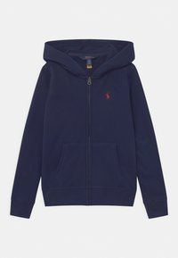 Polo Ralph Lauren - HOODIE - Mikina na zip - french navy - 0