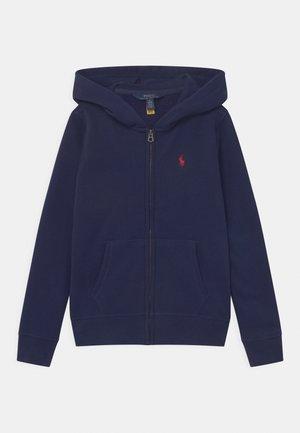HOODIE - Zip-up hoodie - french navy