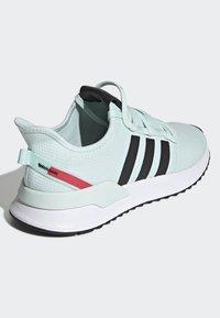 adidas Originals - U_PATH RUN SHOES - Trainers - green - 3