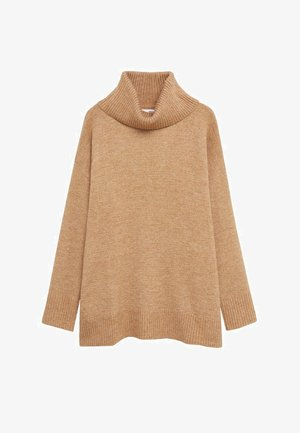 Sweter - middenbruin