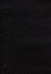 Bershka - Jeansshort - black - 4