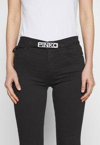 Pinko - SABRINA  - Jeans Skinny Fit - nero limousine - 6