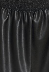 NAF NAF - JUPETTE - Mini skirt - noir - 2