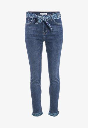 Slim fit jeans - denim stone