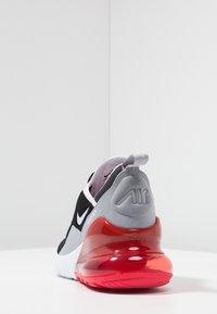 Nike Sportswear - AIR MAX 270 - Sneakers laag - black/white/ember glow/wolf grey - 4