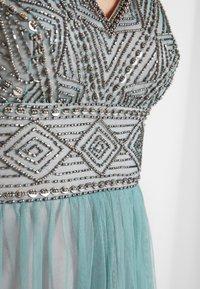 Lace & Beads - NUMULAN MINI - Cocktail dress / Party dress - teal - 5