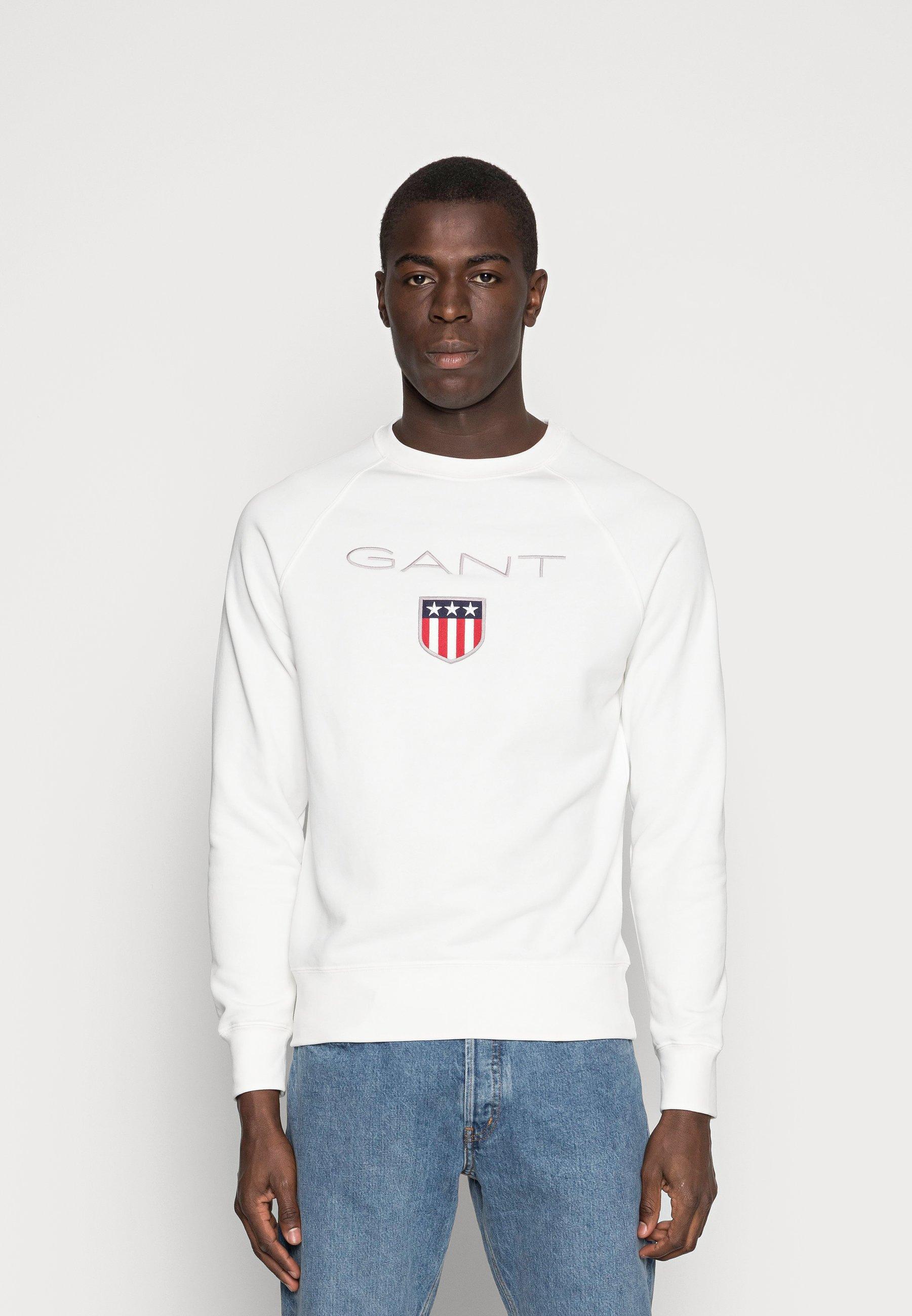 Men SHIELD C NECK - Sweatshirt