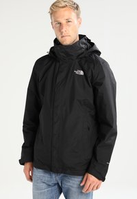 The North Face - EVOLUTION II TRICLIMATE 2-IN-1 - Hardshellová bunda - black - 0