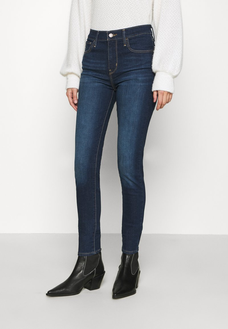 Levi's® - 720 HIRISE SUPER SKINNY - Jeans Skinny Fit - athens adventure