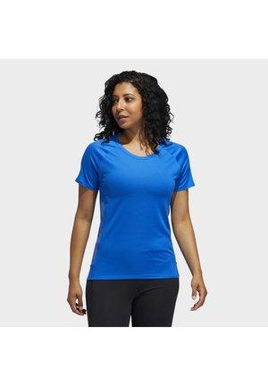 RISE UP N RUN PARLEY T-SHIRT - T-shirt imprimé - blue