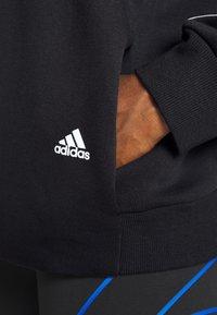 adidas Performance - WORD - Sweatshirt - black - 6