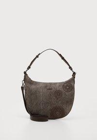 Desigual - BOLS CRISEIDA SIBERIA - Handbag - brown - 0