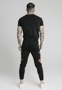 SIKSILK - GYM TEE - T-shirt print - black - 2