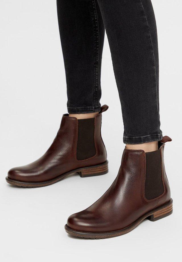 BIADANELLE - Ankle boots - dark brown