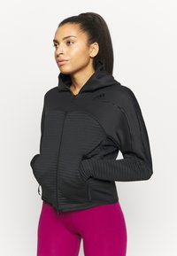 adidas Performance - W ZNE A H C.RDY - Sports jacket - black - 0