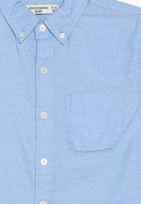 Abercrombie & Fitch - SOLID UNIFORM - Košile - blue solid - 3