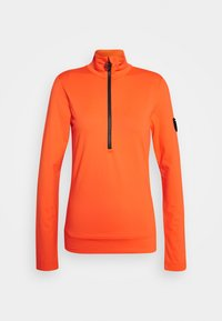 Toni Sailer - WIEKA - Fleece jumper - zesty orange - 3