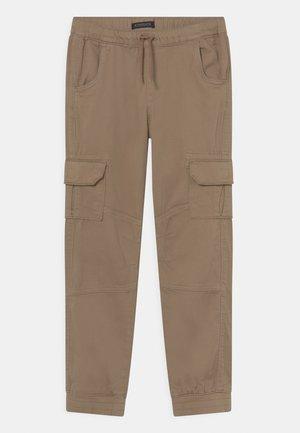 Cargo trousers - sepia