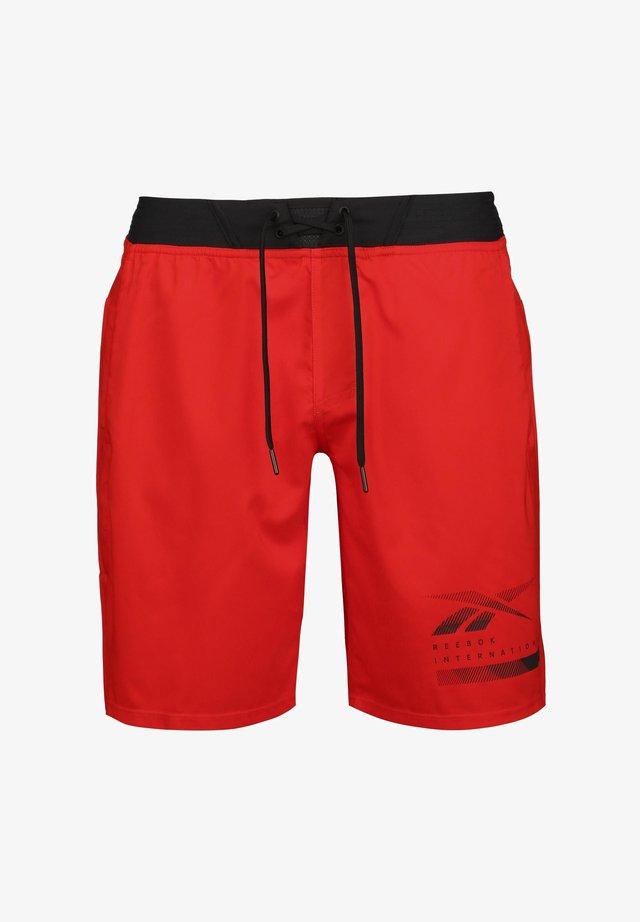 Shorts - instinct red