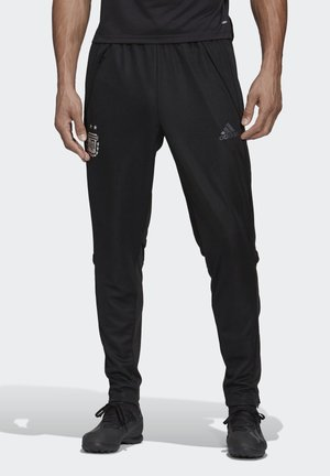 ARGENTINA TRAINING TRACKSUIT BOTTOMS - Landsholdstrøjer - black