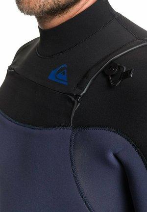 3/2MM SYNCRO  - Wetsuit - black navy/ind ink/star saphir