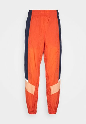 PANT  - Tracksuit bottoms - mantra orange/obsidian/orange frost