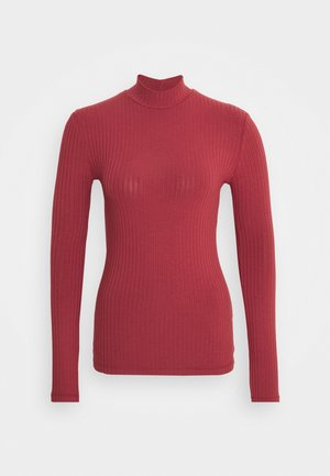 MANON LONGSLEEVE - Long sleeved top - rot
