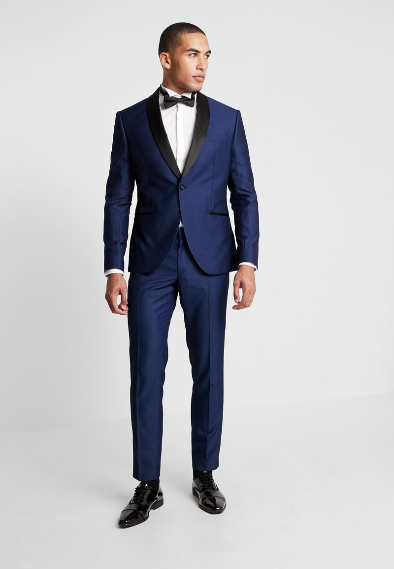 Isaac Dewhirst - FASHION TUX - Garnitur - dark blue