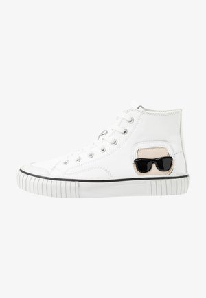 KAMPUS KARL IKONIC - Sneakers alte - white