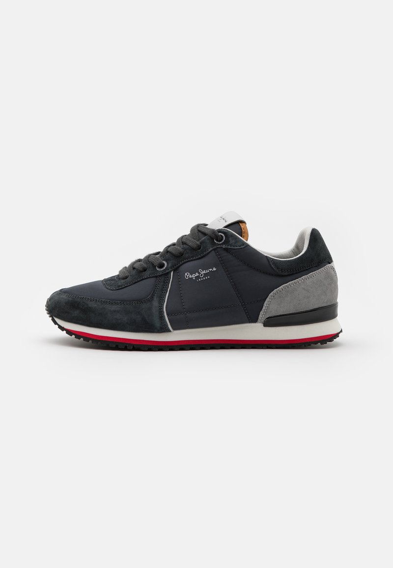 Pepe Jeans - TINKER CITY 21 - Sneaker low - antracite