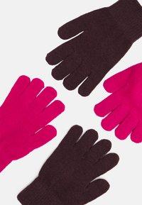 CeLaVi - MAGIC GLOVES 2 PACK - Guanti - pink - 1