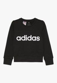 adidas Performance - LIN - Bluza - black/white - 0