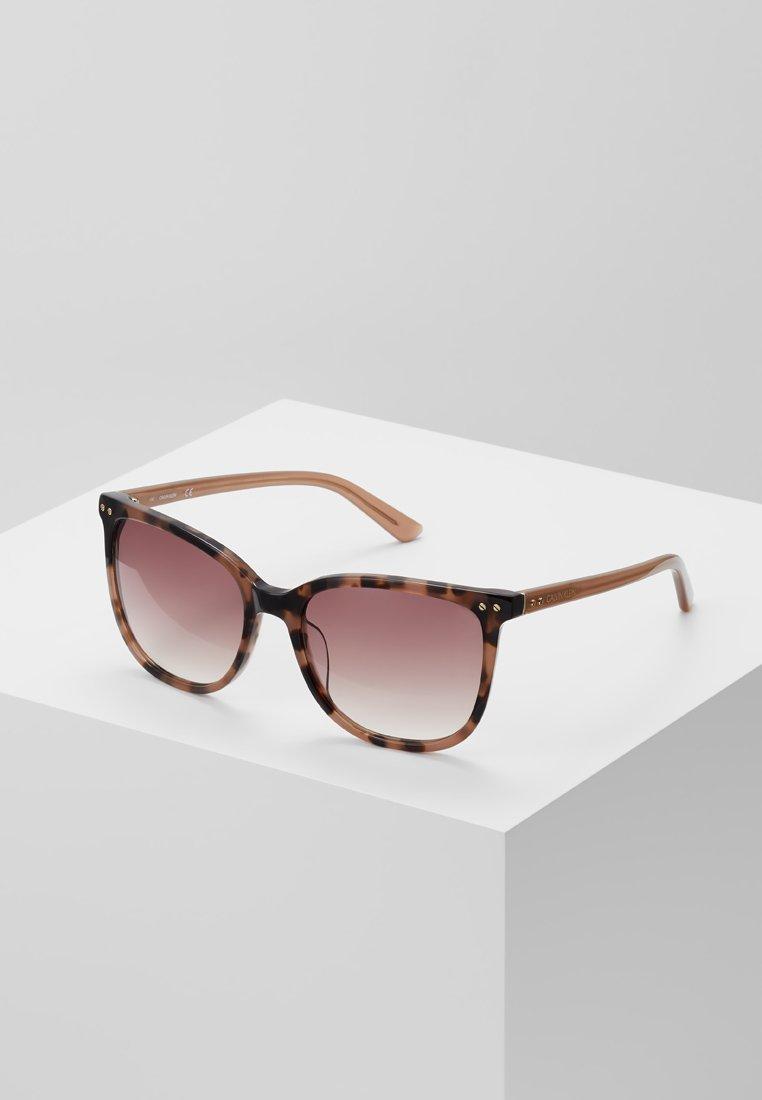 Calvin Klein - Sluneční brýle - taupe