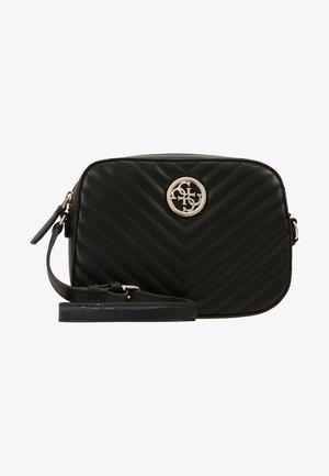 KAMRYN CROSSBODY TOP ZIP - Skuldertasker - black