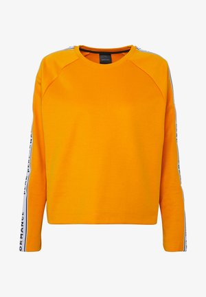 TECH CLUB CREW - Long sleeved top - explorange
