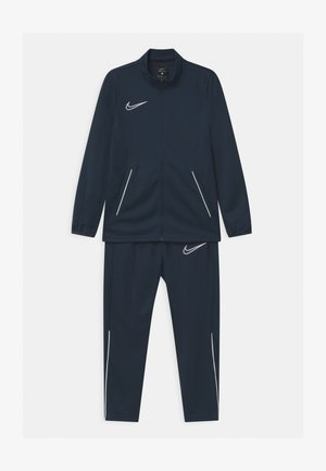 ACADEMY SET UNISEX - Trainingspak - obsidian/white