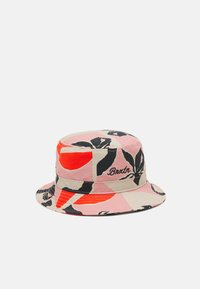 Brixton - SPRINT PACKABLE BUCKET HAT UNISEX - Klobouk - pink/red - 0