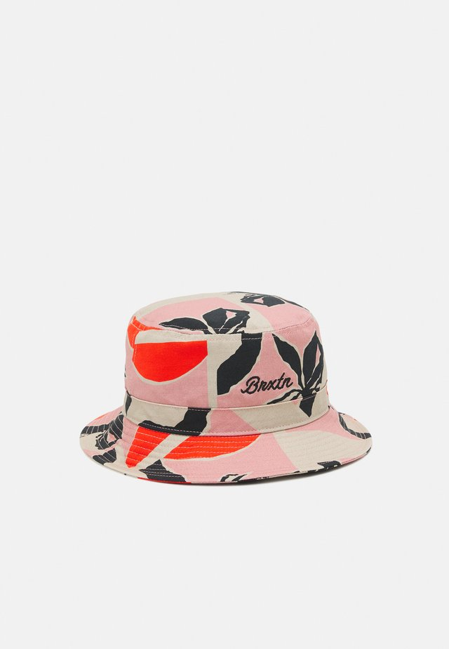 SPRINT PACKABLE BUCKET HAT UNISEX - Klobouk - pink/red
