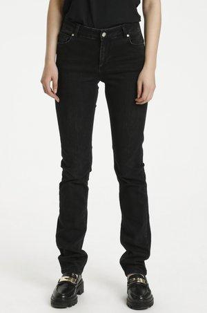 Jeans a sigaretta - black wash