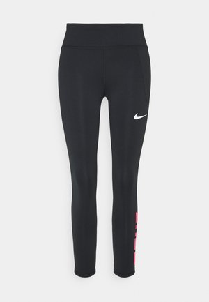 FAST - Leggings - black
