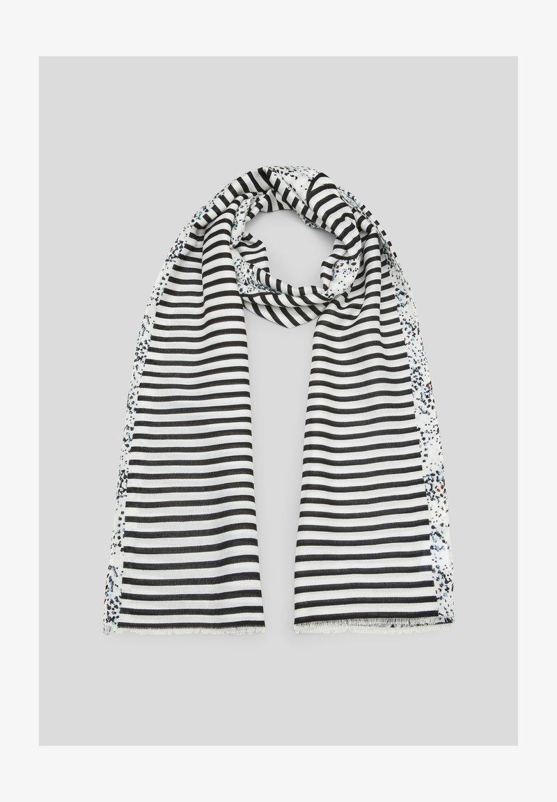 s.Oliver - Scarf - black placed print