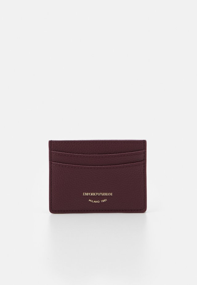 CARD HOLDER - Punge - vinaccia/grape marc