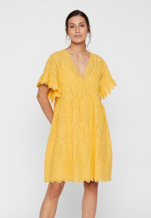 YASROSE - Day dress - golden rod