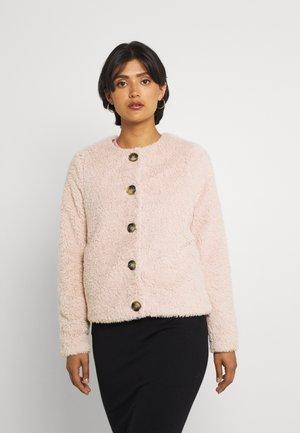 VMCOZYAMANDA  - Fleece jacket - rose dust