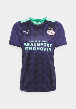 PSV EINDHOVEN AWAY SHIRT REPLICA - Club wear - astral aura/green glimmer