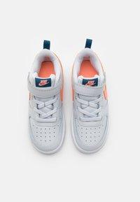 Nike Sportswear - COURT BOROUGH LOW 2  - Trainers - pure platinum/atomic pink/valerian blue/white - 3
