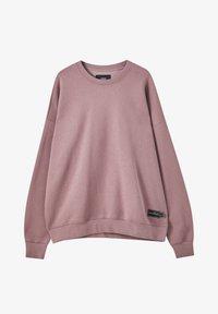 PULL&BEAR - Sweatshirt - rose - 5