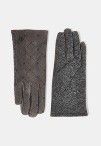 Esprit - Gloves - gunmetal - 7