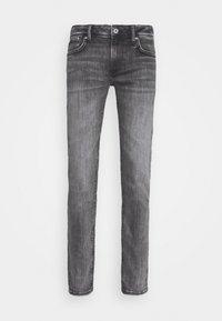 HATCH - Jeans slim fit - grey denim